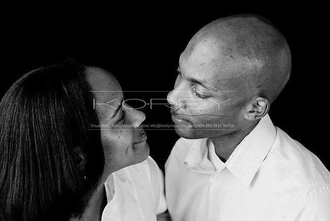 Daryl Young and Christal Godwin Engagement Photos