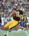 Pittsburgh Steelers Terry Bradshaw(12) during a game from his career with the Pittsburgh Steelers. Terry Bradshaw played 14 years, all for the Pittsburgh Steelers. He was a 3-time Pro Bowler, 1-time first team Pro Bowler and was inducted to the Pro Football Hall of Fame in 1989.(SportPics)
