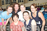 GOODFORM: In good form for the 10k Mini Marathon to raise funds for the Tralee Carers Association on Sunday morning. Front l-r: Mary and Aine Devane. Back l-r: Niamh and Karina Mehigan, Lisa Collins and Veronica Kennelly...