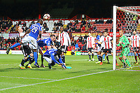 Brentford v Eastleigh - FA Cup 3rd Round - 07.01.2017
