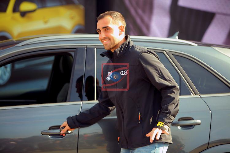 AUDI Premium Partner del FC Barcelona.<br /> Paco Alcacer.
