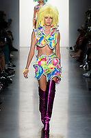 Jeremy Scott SS20 Collection<br /> at New York Fashion Week<br /> Spring Summer 2020<br /> in New York, USA September 2019.<br /> CAP/GOL<br /> ©GOL/Capital Pictures