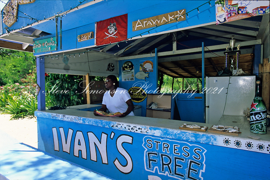 Ivans Campground<br /> Jost Van Dyke<br /> British Virgin Islands