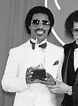 Stevie Wonder 1982 American Music Awards<br /> &copy; Chris Walter