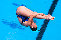 Picture by Alex Whitehead/SWpix.com - 13/04/2018 - Commonwealth Games - Diving - Optus Aquatics Centre, Gold Coast, Australia - Grace Reid of Scotland competes in the Women's 1m Springboard prelims.