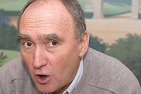 Alain Graillot, owner, winemaker domaine alain graillot rhone france