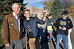Bill Weld at Black Hills State University