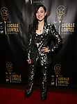 Lena Hall  attends 32nd Annual Lucille Lortel Awards at NYU Skirball Center on May 7, 2017 in New York City.