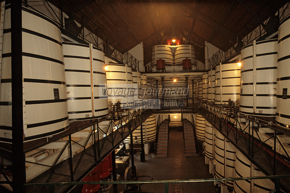 Europe/France/Poitou-Charentes/16/Charente/Cognac: Chais de filtrage Rémy Martin