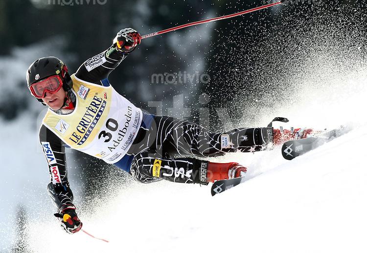 Ski Alpin;  Saison 2006/2007   05.01.2007 42. Weltcup Riesenslalom  Herren Jimmy Cochran (USA)
