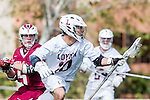 Los Angeles, CA 02/17/14 - \l10\ in action during the Santa Clara University - Loyola Marymount University MCLA's Men's lacrosse game at Loyola Marymount University.  Santa Clara defeated LMU 11-10 in overtime.