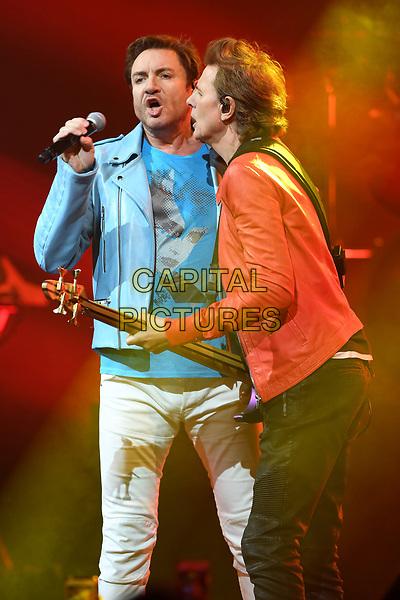 HOLLYWOOD FL - APRIL 05: Duran Duran perform at Hard Rock Live at the Seminole Hard Rock Hotel &amp; Casino on April 5, 2017 in Hollywood, Florida. <br /> CAP/MPI04<br /> &copy;MPI04/Capital Pictures
