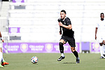 Orlando, Florida - Monday January 15, 2018: Ricky Lopez-Espin. Match Day 2 of the 2018 adidas MLS Player Combine was held Orlando City Stadium.