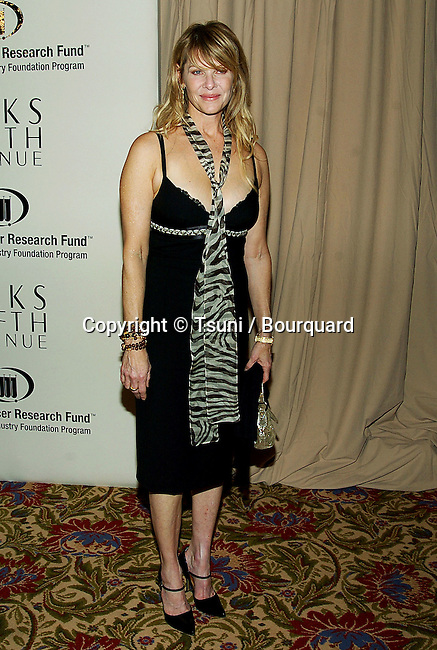 Kate Capshaw arriving at the Unforgettable Evening Courage Awards organize by the EIF's Women's Cancer Research Fund at the Regent Beverly in Los Angeles. March 1, 2005.