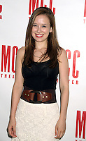 June 14 , 2012 Molly Ranson attends the MCC Theater's benefit reading of The Heart Of The Matter afterparty  at the Ramscale in New York City. © RW/MediaPunch Inc. NORTEPHOTO.COM<br />