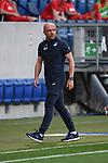 Trainer Alfred Schreuder (Hoffenheim).<br /> <br /> Sport: Fussball: 1. Bundesliga: Saison 19/20: 28. Spieltag: TSG 1899 Hoffenheim - 1. FC Koeln, 27.05.2020<br /> <br /> Foto: Markus Gilliar/GES/POOL/PIX-Sportfotos.<br /> <br /> Nur für journalistische Zwecke! Only for editorial use!<br /> <br /> Gemäß den Vorgaben der DFL Deutsche Fußball Liga ist es untersagt, in dem Stadion und/oder vom Spiel angefertigte Fotoaufnahmen in Form von Sequenzbildern und/oder videoähnlichen Fotostrecken zu verwerten bzw. verwerten zu lassen. DFL regulations prohibit any use of photographs as image sequences and/or quasi-video.