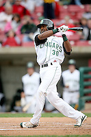 June 6, 2009: Christopher Berroa (30) of the Kane County Cougars at Elfstrom Stadium in Geneva, IL..  Photo by: Chris Proctor/Four Seam Images