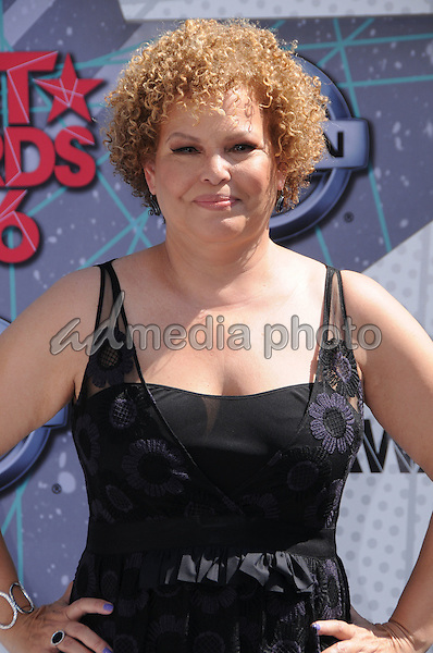26 June 2016 - Los Angeles. Debra Lee. Arrivals for the 2016 BET Awards held at the Microsoft Theater. Photo Credit: Birdie Thompson/AdMedia