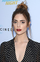 HOLLYWOOD, CA - JULY 25: Janet Montgomery at the Premiere Of Cinedigm's 'Amateur Night' at ArcLight Hollywood on July 25, 2016 in Hollywood, California. Credit: David Edwards/MediaPunch