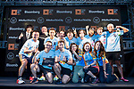 Prize Ceremony - Bloomberg Square Mile Relay Tokyo 2017