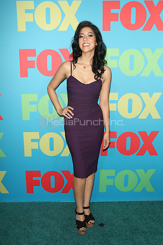NEW YORK - MAY 12:  Stephanie Beatriz attends the 2014 FOX Programming Presentation FanFront red carpet arrivals on Amsterdam Avenue on May 12, 2014 in New York City. Corredorpg/MediaPunch