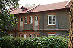 Rear View Of The Customs Residential Terrace, Consular Hill, Yantai (Chefoo).