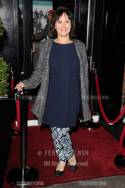 Arlene Phillips arriving for the Karen Betts Launch Party, at Vanilla, London. 25/11/2013 Picture by: Steve Vas / Featureflash