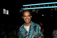 NOVA YORK, EUA. 02.10.2019 - SHOW-EUA - Jair Oliveira durante show  dupla brasileira Sandy e Júnior no Barclays Center em Nova York nos Estados Unidos na noite desta quarta-feira, 02. (Foto: Vanessa Carvalho/Brazil Photo Press)