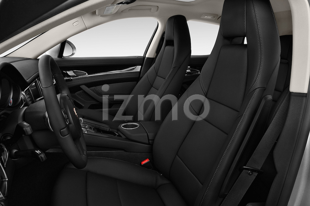 Front seat view of a 2015 Porsche Panamera - 5 Door Hatchback 2WD Front Seat car photos
