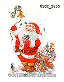 GIORDANO, CHRISTMAS SANTA, SNOWMAN, WEIHNACHTSMÄNNER, SCHNEEMÄNNER, PAPÁ NOEL, MUÑECOS DE NIEVE, paintings+++++,USGI2855,#X# ,#161#