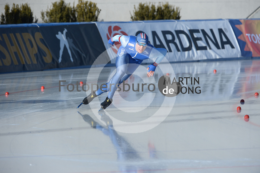 SPEED SKATING: COLLALBO: Arena Ritten, 11-01-2019, ISU European Speed Skating Championships, ©photo Martin de Jong