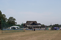 A general view at Radlett before start of Day 4 during Middlesex CCC vs Hampshire CCC, Bob Willis Trophy Cricket at Radlett Cricket Club on 11th August 2020
