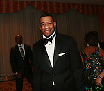 WNBC-4's DeMarco Morgan Attends Alvin Ailey Opening Night Gala Party at the Hilton New York Grand Ballroom, 12/1/10