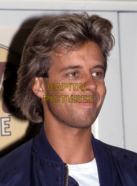 PAT SHARP.mullet, bad hair.Ref: 007.www.capitalpictures.com.sales@capitalpictures.com.© Capital Pictures