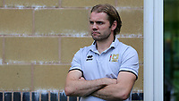 MK Dons Manager, Robbie Neilson during Forest Green Rovers vs MK Dons, Caraboa Cup Football at The New Lawn on 8th August 2017