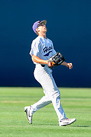University of Washington Huskies Mason Cerrillo (6) in action against the Cal State Fullerton Titans at Goodwin Field on June 09, 2018 in Fullerton, California. The Cal State Fullerton Titans defeated the University of Washington Huskies 5-2. (Donn Parris/Four Seam Images)