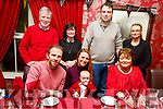 Karen Wallace from Tralee celebrating her 30th birthday in Cassidys on Friday night. Seated l to r: Damien, Karen and Adalynn Wallace and Olive McCarthy.<br /> Back l to r: Paddy, Noreen and Shane O&rsquo;Leary and Anita O&rsquo;Sullivan.