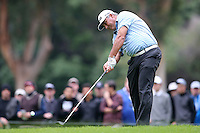 February 22, 2015: Angel Cabrera during the final round of the Northern Trust Open. Played at Riviera Country Club, Pacific Palisades, CA.
