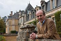 Europe/France/Aquitaine/24/Dordogne/Périgord Pourpre/ Creysse:  François de Saint Exupéry - Proprétaire et viticulteur - Château de Tiregand AOP Pécharmant