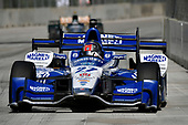 Verizon IndyCar Series<br /> Chevrolet Detroit Grand Prix Race 2<br /> Raceway at Belle Isle Park, Detroit, MI USA<br /> Sunday 4 June 2017<br /> Marco Andretti, Andretti Autosport with Yarrow Honda<br /> World Copyright: Scott R LePage<br /> LAT Images<br /> ref: Digital Image lepage-170604-DGP-9962