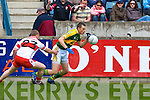 Kieran Donaghy, Kerry v Derry, Allianz National Football League, Division 1 Final,  Parnell Park, Dublin. 27th April 2008.   Copyright Kerry's Eye 2008
