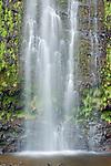 USA, HI, Maui, Haleakala NP, Waimoku Falls