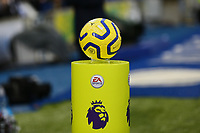 Match ball ahead of Brighton & Hove Albion vs Norwich City, Premier League Football at the American Express Community Stadium on 2nd November 2019