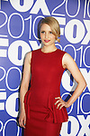 Diana Agron stars in GLEE as she attends the FOX 2010 Programming Presentation (Upfronts) Post-Party on May 18, 2010 at Wollman Rink in Central Park, New York City, New York.  (Photo by Sue Coflin/Max Photos)