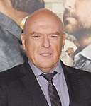 HOLLYWOOD, CA - FEBRUARY 13: Actor Dean Norris attends the premiere of Warner Bros. Pictures' 'Fist Fight' at the Regency Village Theatre on February 13, 2017 in Westwood, California.