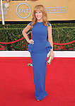 Kathy Griffin attends The 20th SAG Awards held at The Shrine Auditorium in Los Angeles, California on January 18,2014                                                                               © 2014 Hollywood Press Agency