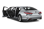 Car images close up view of a 2019 Lexus LS  Executive 4 Door Sedan doors