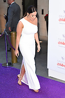 Vicky Pattinson<br /> at the Caudwell Butterfly Ball 2017, Grosvenor House Hotel, London. <br /> <br /> <br /> ©Ash Knotek  D3268  25/05/2017