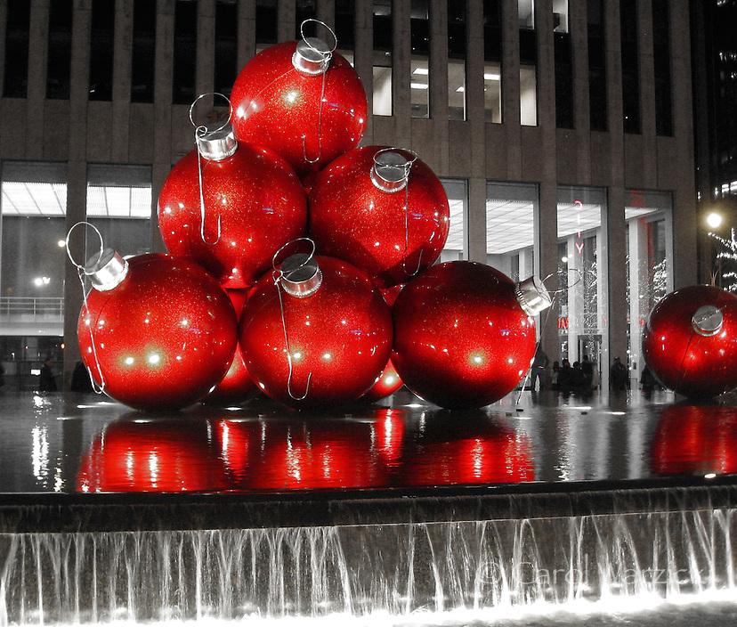 Big Red Balls Carol Warzicki
