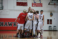 2014 BHS Hawks vs HHS Bengals (basketball)